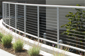 handrail aluminum railings and tube railing